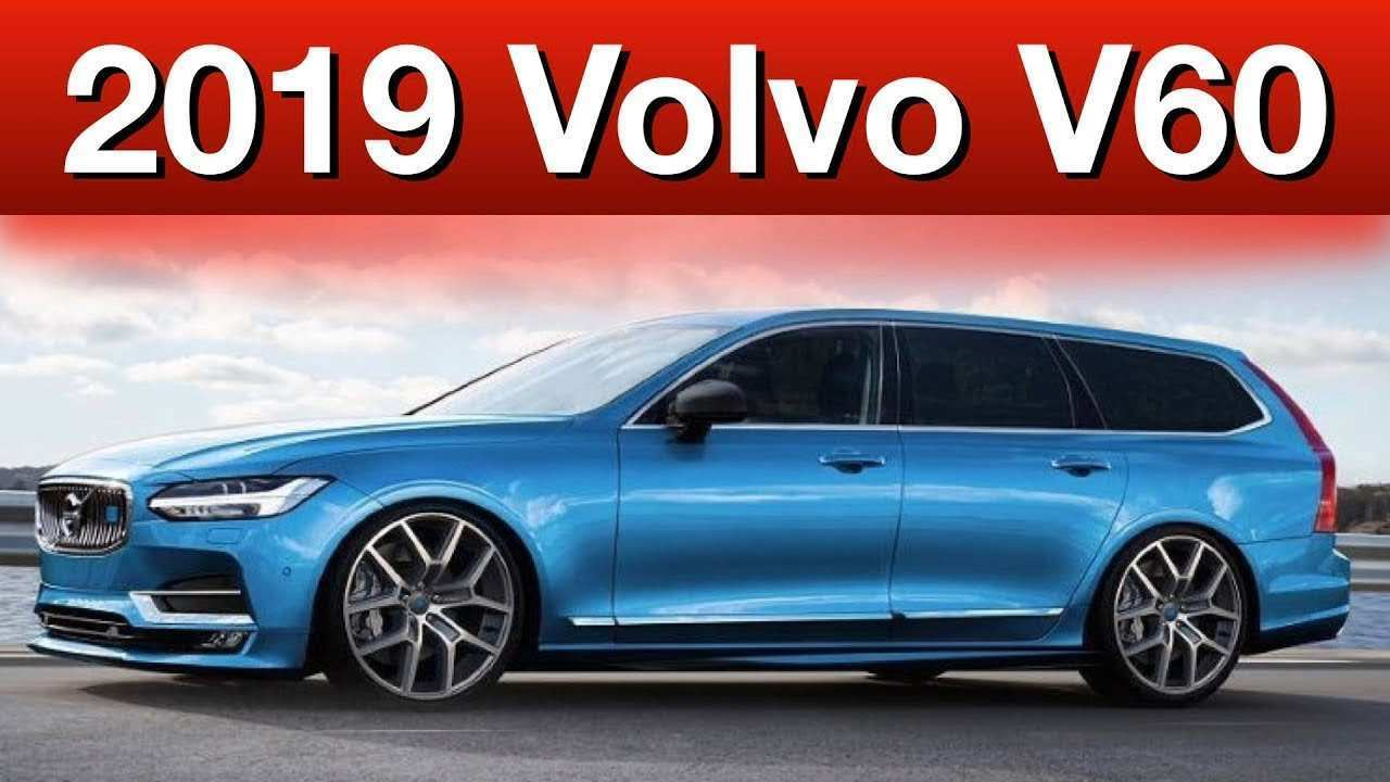 19 Gallery of Volvo Wagon V60 2019 Price And Release Date Images for Volvo Wagon V60 2019 Price And Release Date