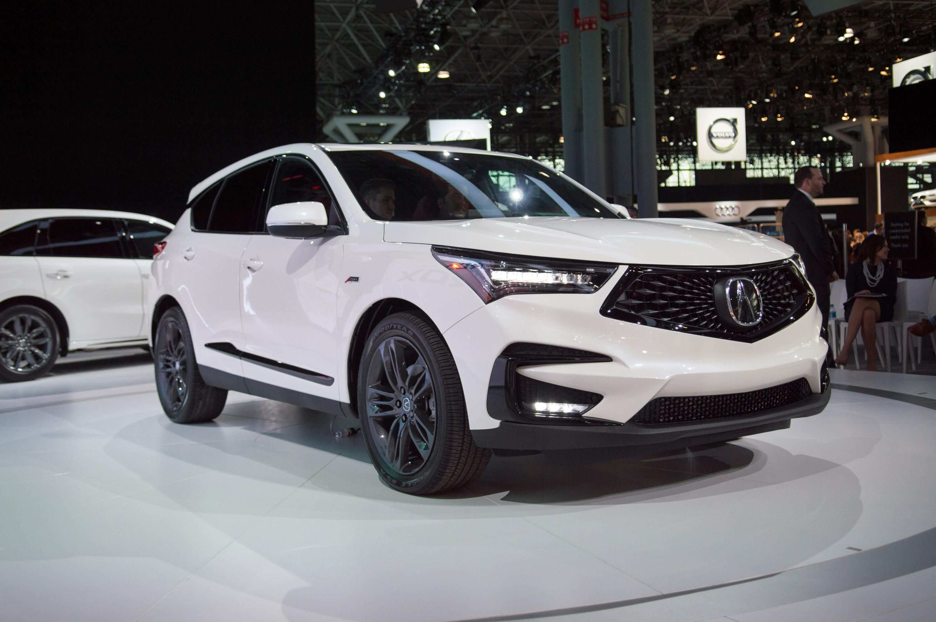 19 Great Acura 2019 Crossover First Drive Images with Acura 2019 Crossover First Drive