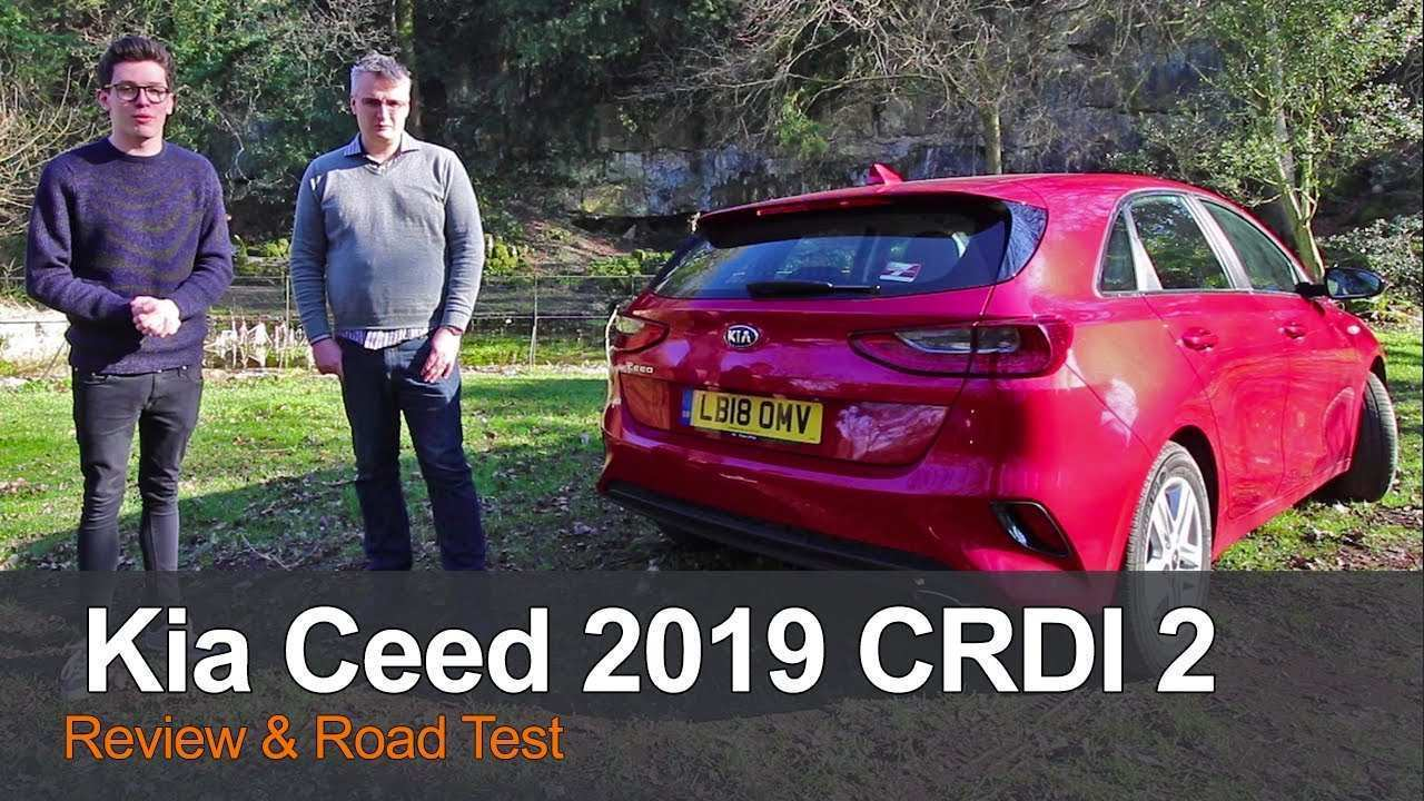 19 Great Best Kia Ceed 2019 Youtube New Review Interior with Best Kia Ceed 2019 Youtube New Review