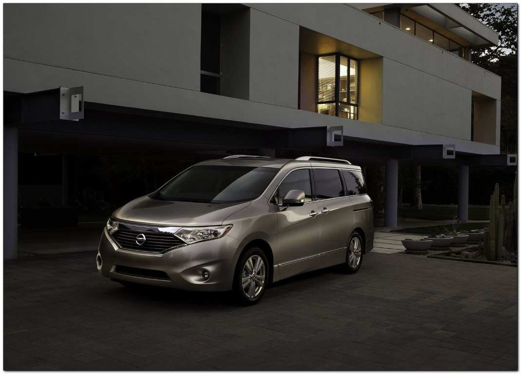 19 Great New Nissan Quest 2019 Exterior Images with New Nissan Quest 2019 Exterior