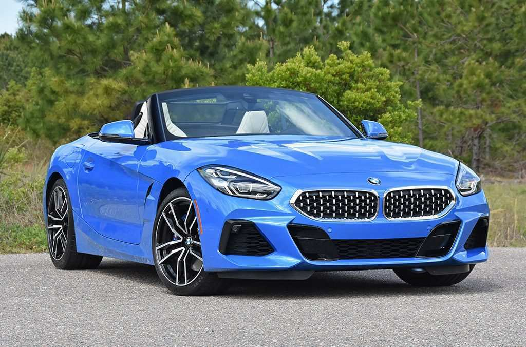 19 Great The Bmw Z4 2019 Engine First Drive Price and Review with The Bmw Z4 2019 Engine First Drive