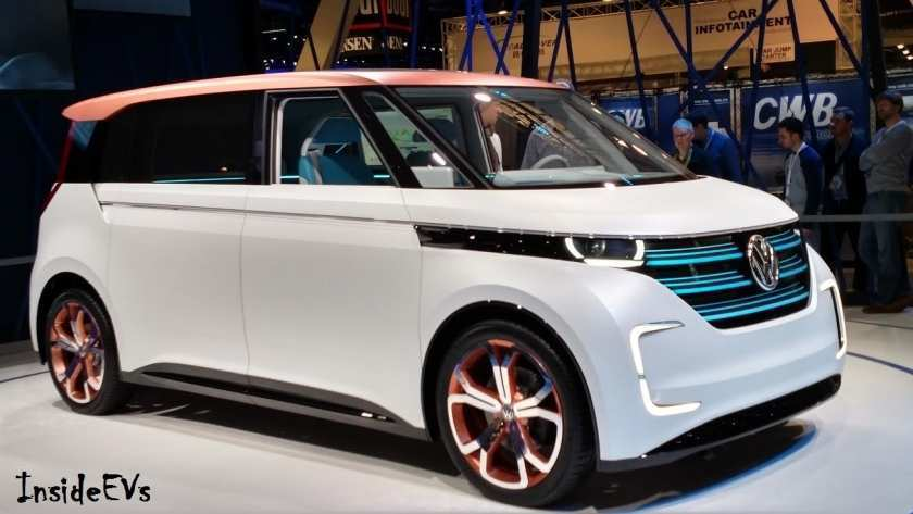 19 Great Volkswagen Ev 2019 Overview with Volkswagen Ev 2019