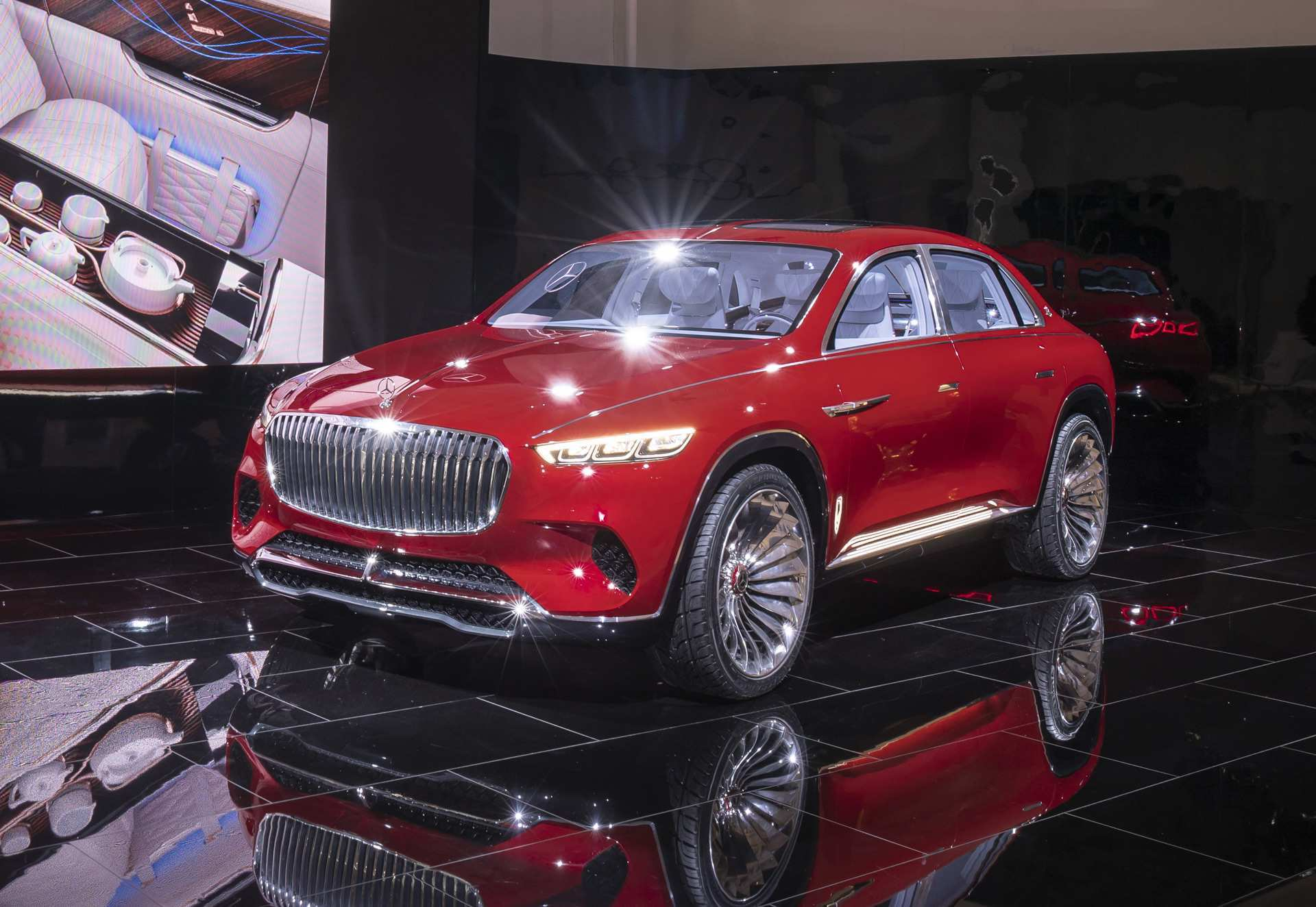 19 New Mercedes Maybach Suv 2019 Photos with Mercedes Maybach Suv 2019