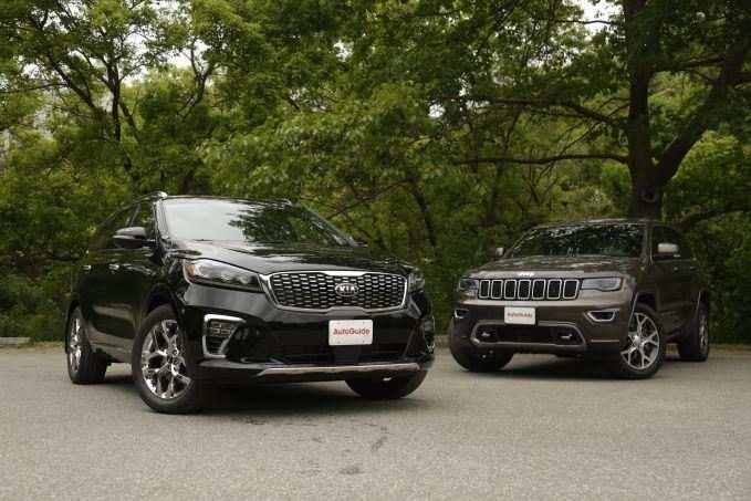 19 New The 2019 Jeep Cherokee Vs Kia Sorento New Review Rumors by The 2019 Jeep Cherokee Vs Kia Sorento New Review