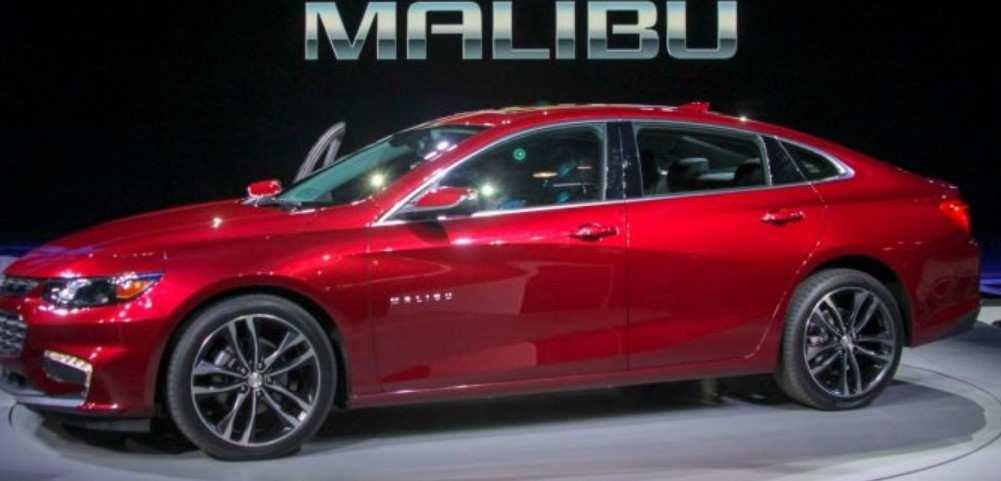 19 New The Chevrolet Malibu 2019 Price Rumors Specs with The Chevrolet Malibu 2019 Price Rumors