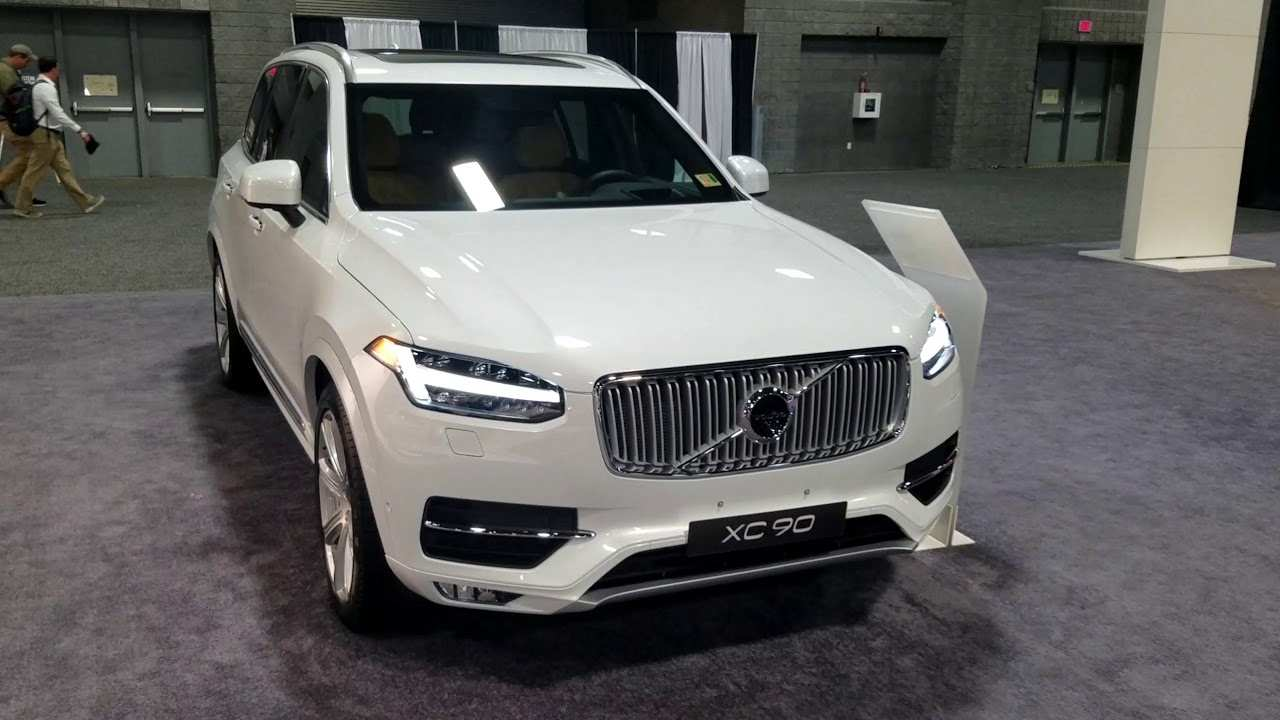 19 The Best Volvo Cx90 2019 Release Exterior and Interior for Best Volvo Cx90 2019 Release