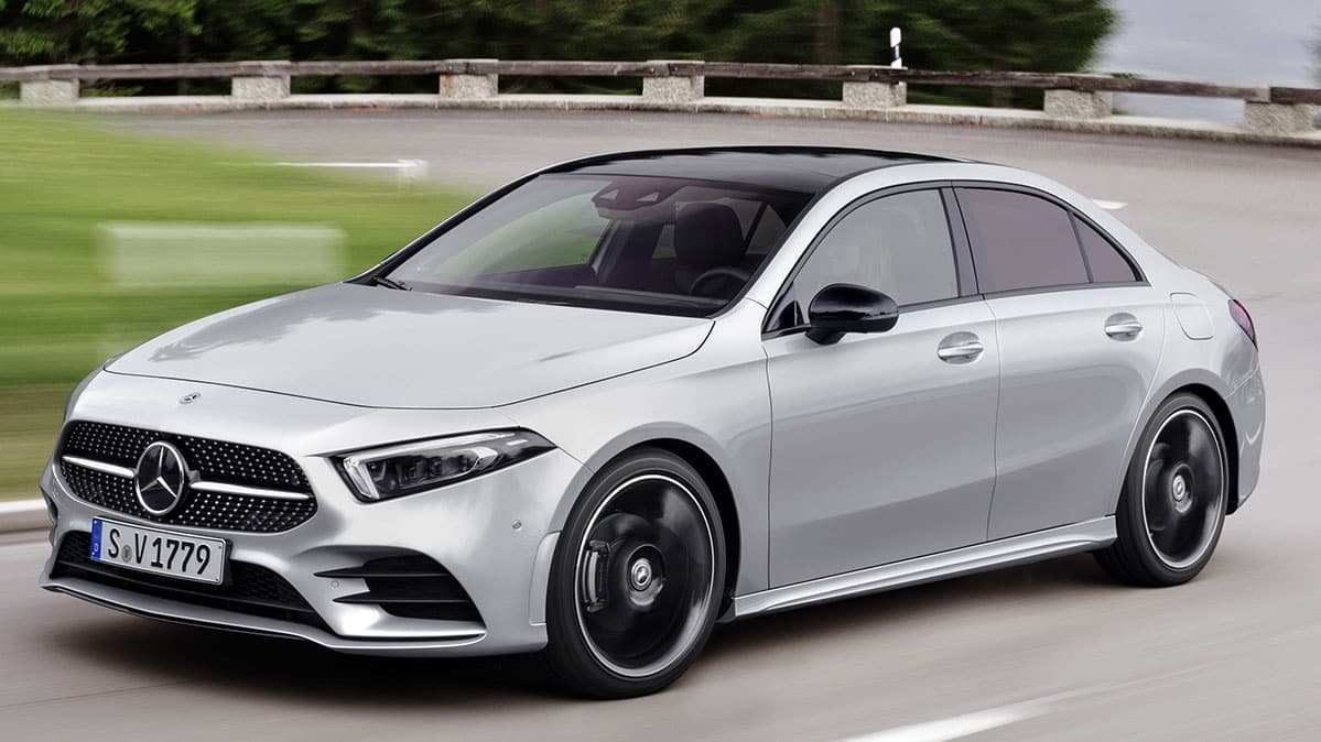 19 The Mercedes 2019 A Class History for Mercedes 2019 A Class