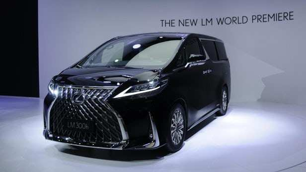 19 The The 2019 Lexus Minivan New Review Price and Review by The 2019 Lexus Minivan New Review