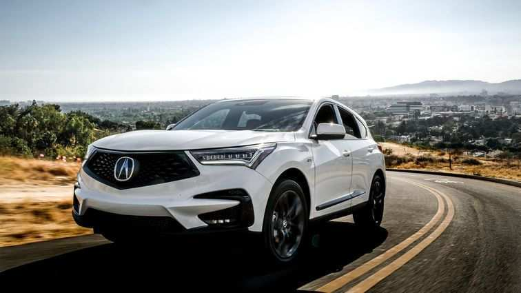 19 The The Acura Rdx 2019 Lane Keep Assist Review Spesification by The Acura Rdx 2019 Lane Keep Assist Review