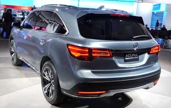 19 The The New Acura Mdx 2019 Release Date And Specs Reviews with The New Acura Mdx 2019 Release Date And Specs