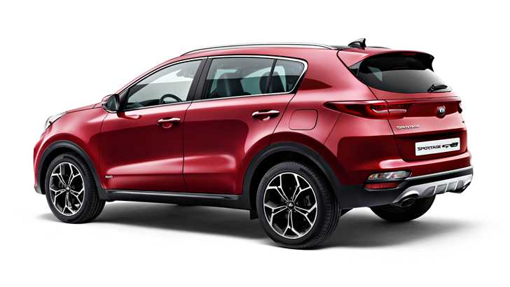 20 All New Kia Sportage Gt Line 2019 Spy Shoot by Kia Sportage Gt Line 2019
