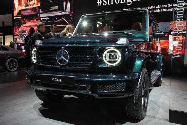 20 All New New Mercedes Detroit Auto Show 2019 Review Interior with New Mercedes Detroit Auto Show 2019 Review