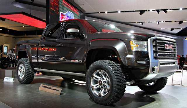 20 All New The Images Of 2019 Gmc Sierra Release Specs And Review Style with The Images Of 2019 Gmc Sierra Release Specs And Review