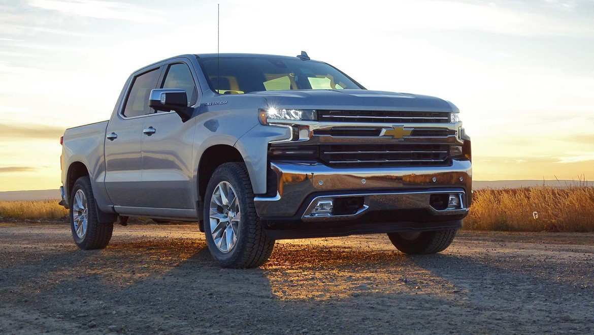 20 Best Review New 2019 Chevrolet Silverado Aluminum First Drive History by New 2019 Chevrolet Silverado Aluminum First Drive