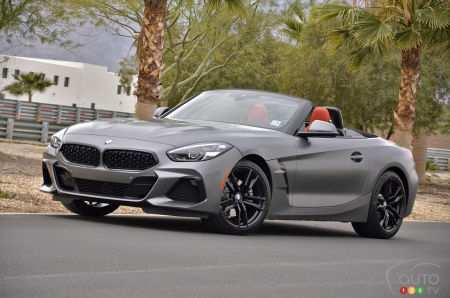 20 Best Review The Bmw Z4 2019 Engine First Drive Style with The Bmw Z4 2019 Engine First Drive