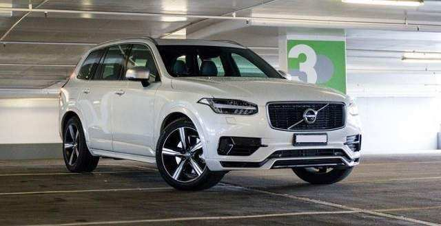 20 Concept of Best Volvo Cx90 2019 Release Interior for Best Volvo Cx90 2019 Release