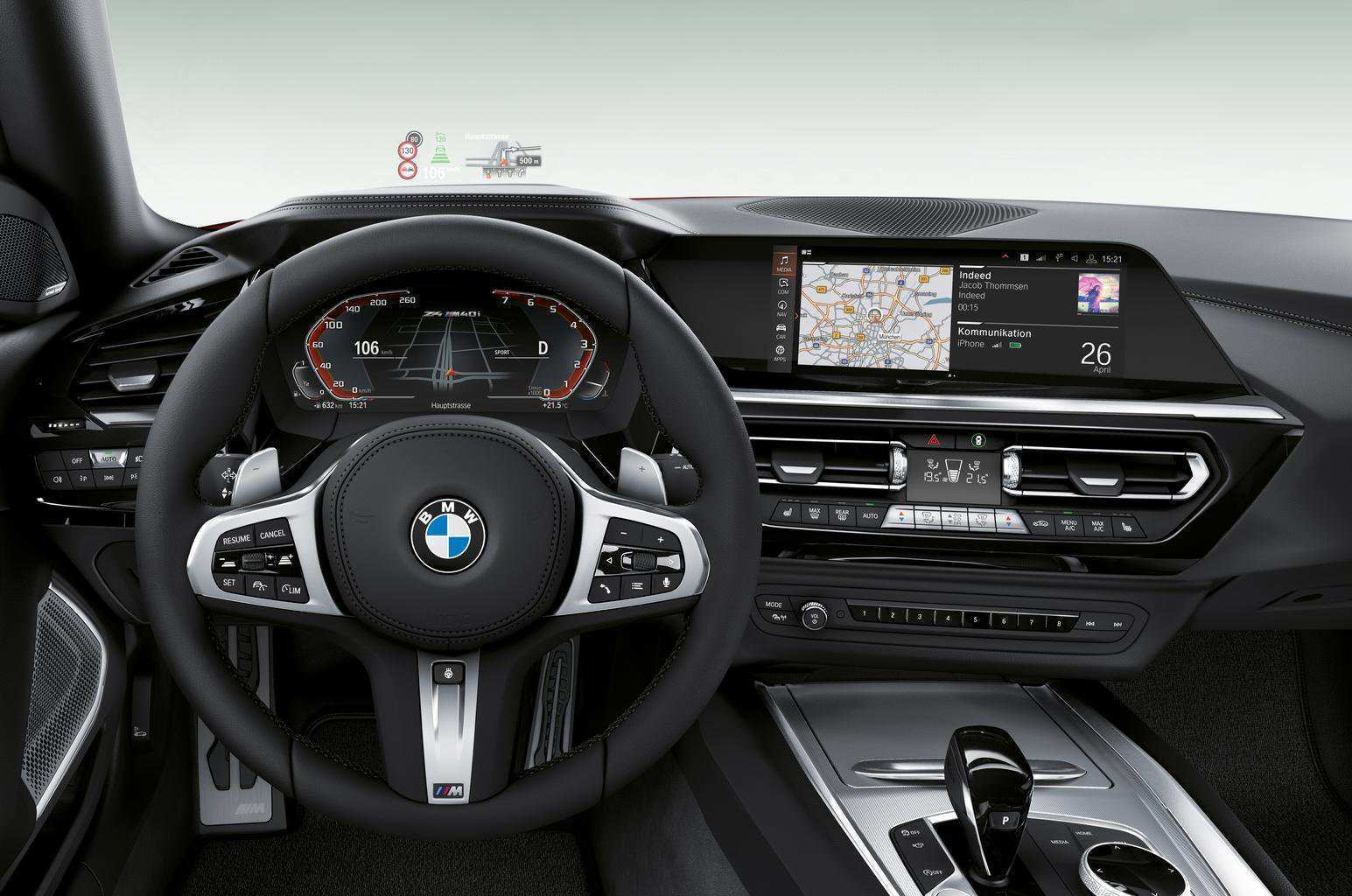 20 Concept of The 2019 Bmw Heads Up Display Interior Release for The 2019 Bmw Heads Up Display Interior