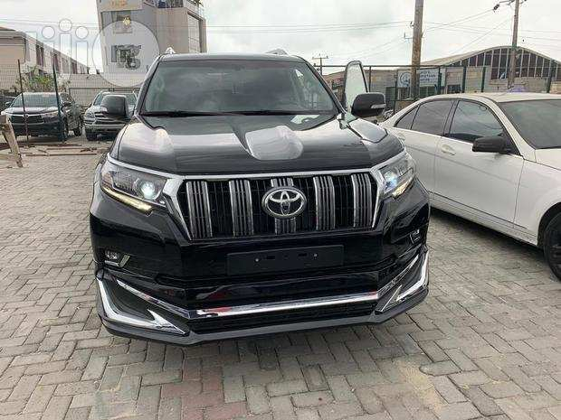 20 Concept of Toyota Prado 2019 Research New for Toyota Prado 2019