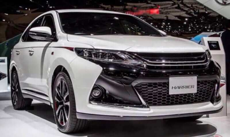 20 Gallery of Harrier Toyota 2019 Engine Concept by Harrier Toyota 2019 Engine