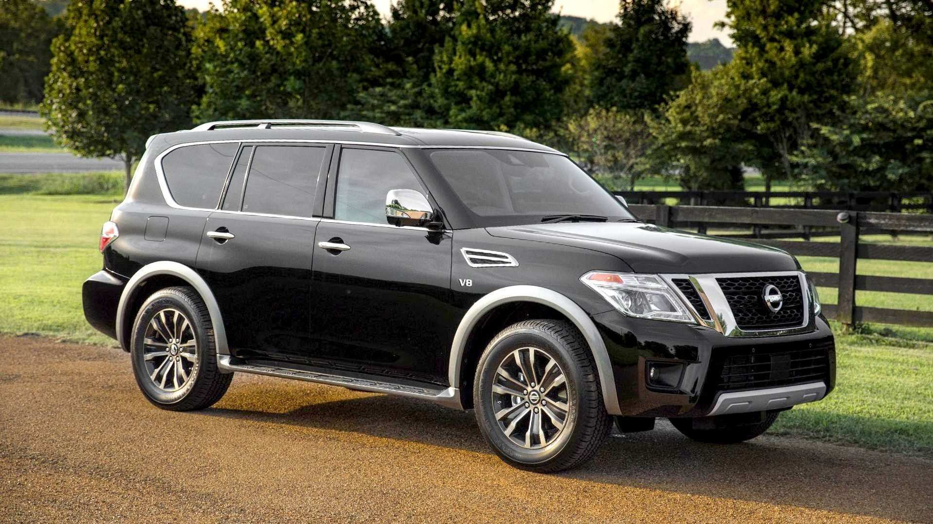 20 Gallery of Nissan Armada 2019 Overview First Drive for Nissan Armada 2019 Overview