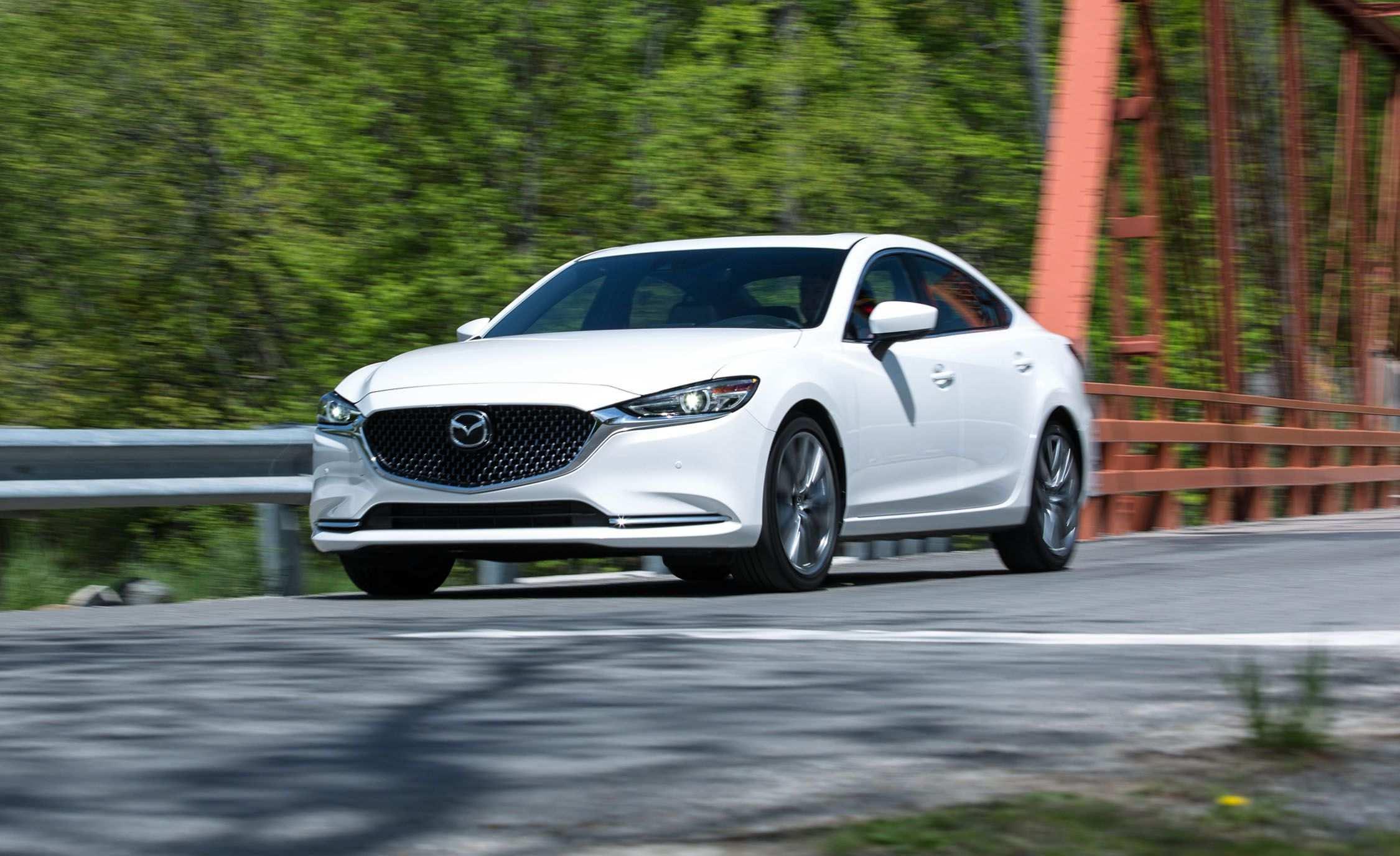 20 Great 2019 Mazda 6 Turbo 0 60 Release with 2019 Mazda 6 Turbo 0 60