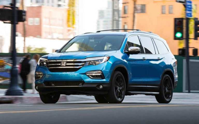 20 Great Honda Pilot Changes For 2019 New Release Review by Honda Pilot Changes For 2019 New Release