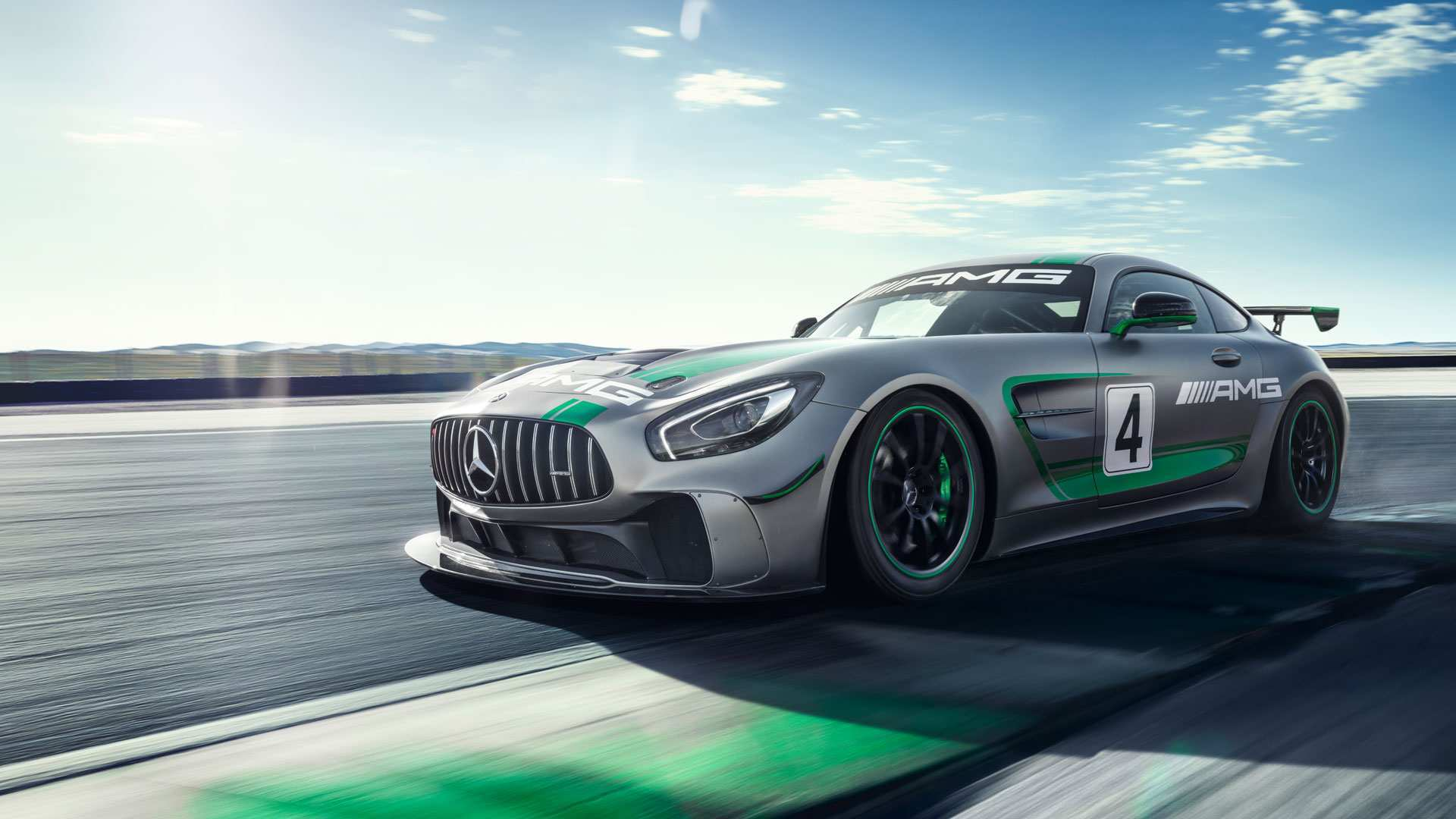 20 Great Mercedes 2019 Amg Gt4 Specs for Mercedes 2019 Amg Gt4