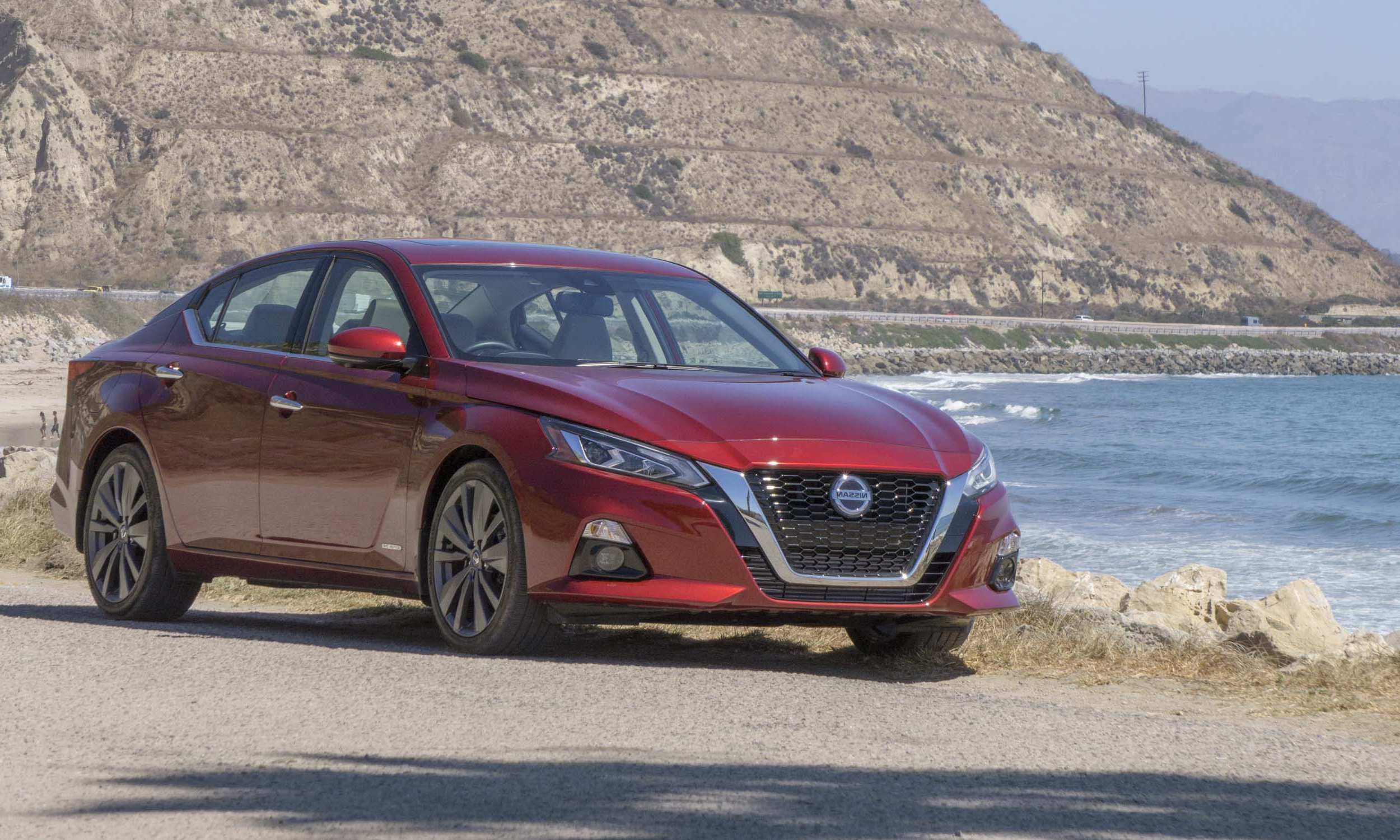 20 Great The 2019 Nissan Altima Horsepower First Drive Redesign by The 2019 Nissan Altima Horsepower First Drive