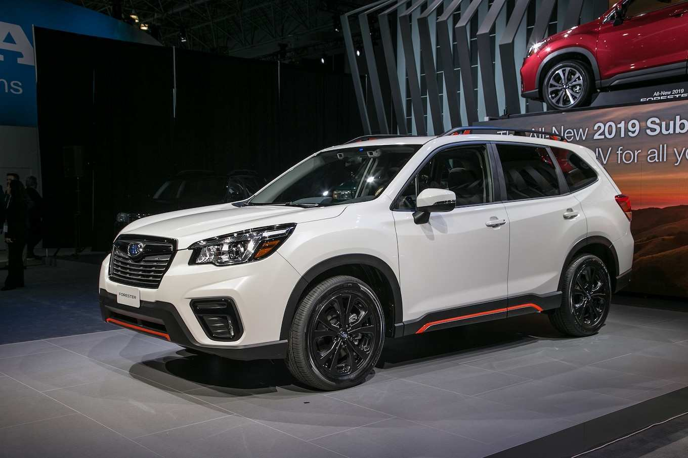 20 Great The 2019 Subaru Forester Sport Concept Rumors with The 2019 Subaru Forester Sport Concept