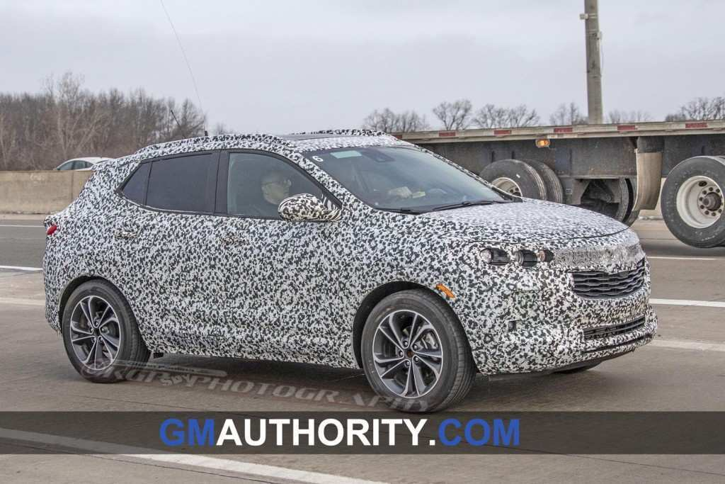 20 Great The Buick Models 2019 Spy Shoot New Concept by The Buick Models 2019 Spy Shoot