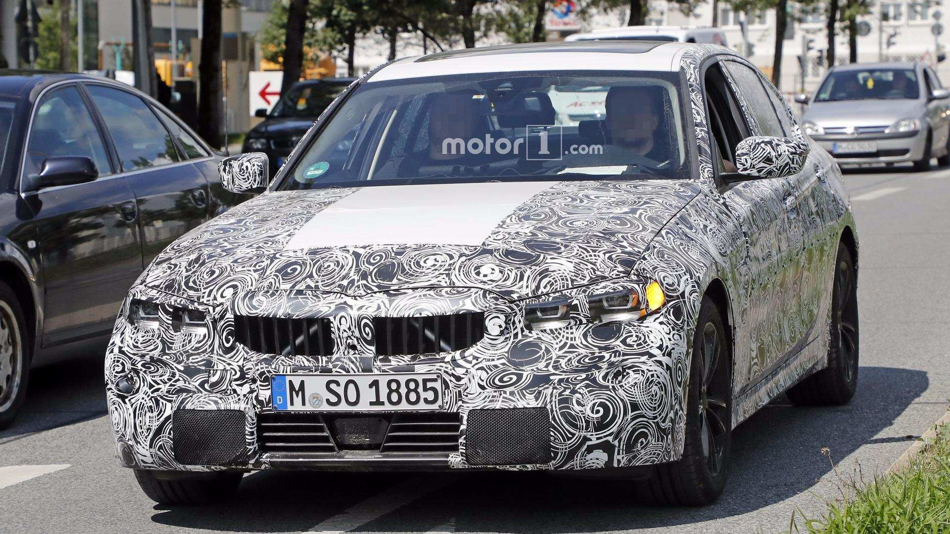 20 New 2019 Bmw 3 Series Electric Spy Shoot Specs for 2019 Bmw 3 Series Electric Spy Shoot