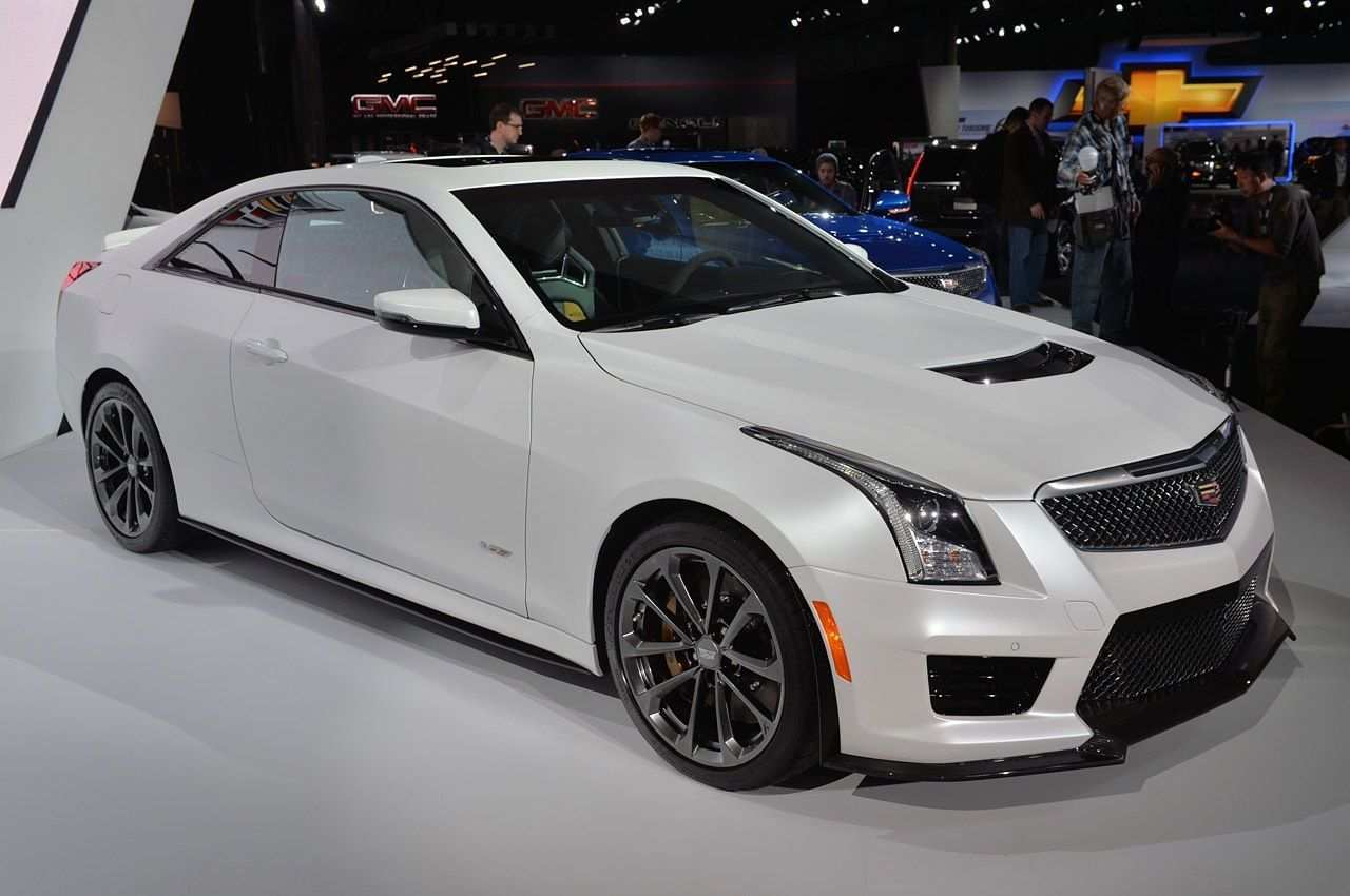 20 New Cadillac 2019 Ats Coupe Redesign Price And Review Release by Cadillac 2019 Ats Coupe Redesign Price And Review