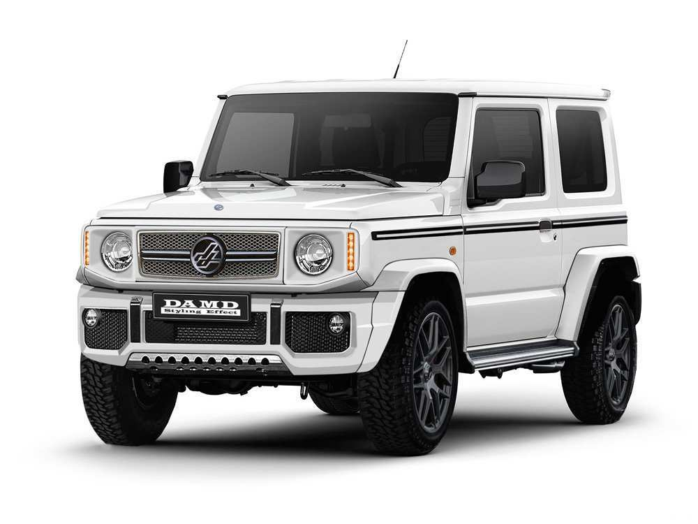 20 The Jimny 2019 Mercedes New Concept Model with Jimny 2019 Mercedes New Concept