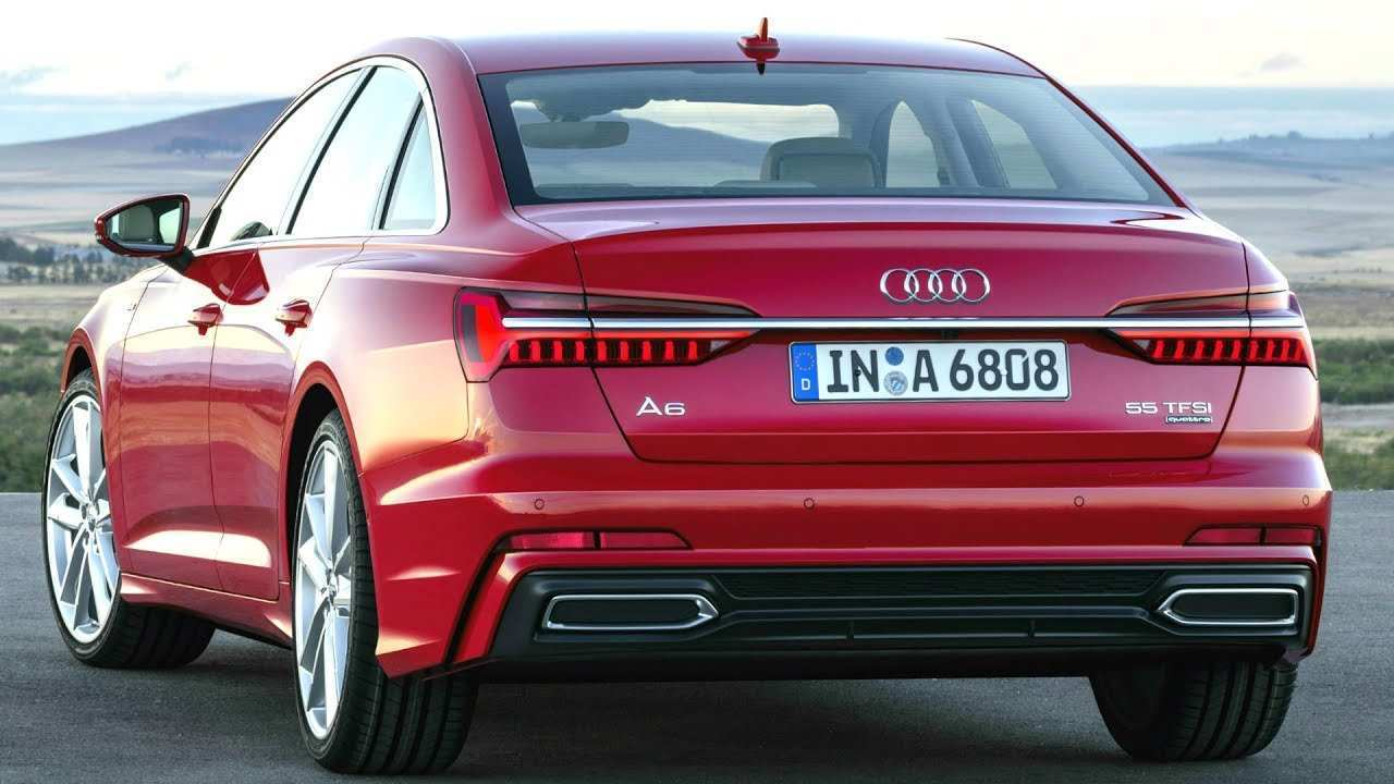 20 The New Audi A6 S Line 2019 Picture Release Date And Review Model by New Audi A6 S Line 2019 Picture Release Date And Review