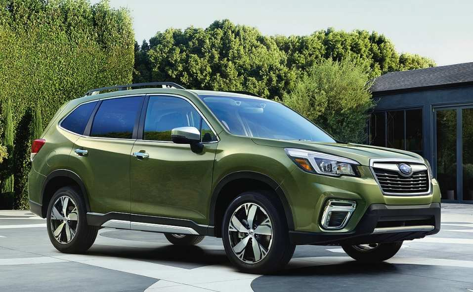 20 The Subaru Forester 2019 Ground Clearance Rumors Performance and New Engine with Subaru Forester 2019 Ground Clearance Rumors