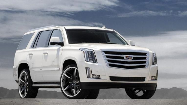 20 The The 2019 Cadillac Escalade Concept Performance Rumors with The 2019 Cadillac Escalade Concept Performance