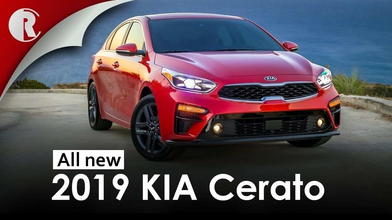 21 All New Kia Cerato 2019 Release Date New Engine Specs with Kia Cerato 2019 Release Date New Engine