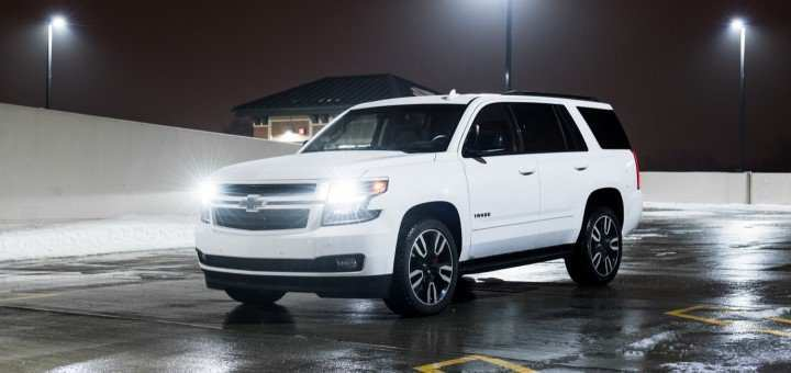 21 All New New Chevrolet 2019 Tahoe Concept Interior for New Chevrolet 2019 Tahoe Concept