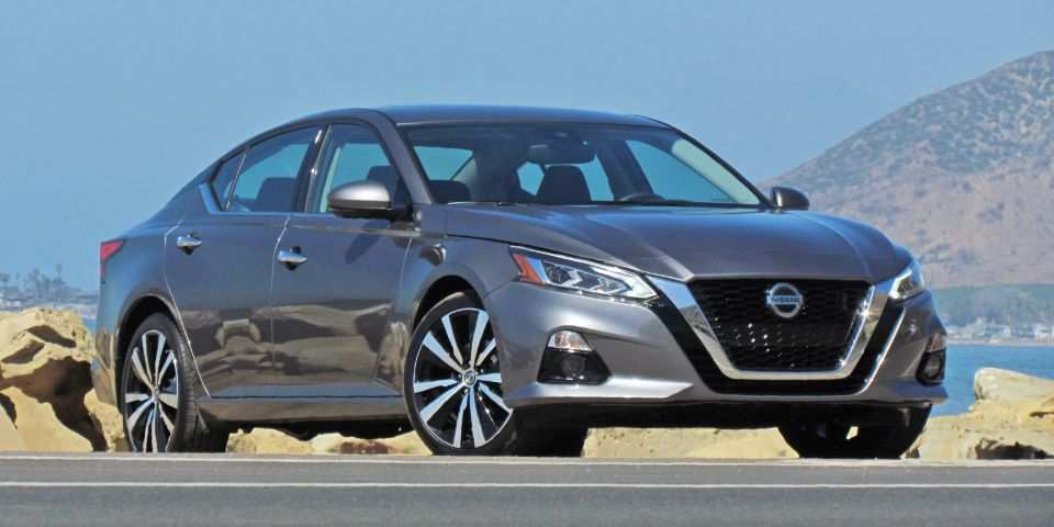 21 All New The 2019 Nissan Altima Horsepower First Drive New Review for The 2019 Nissan Altima Horsepower First Drive