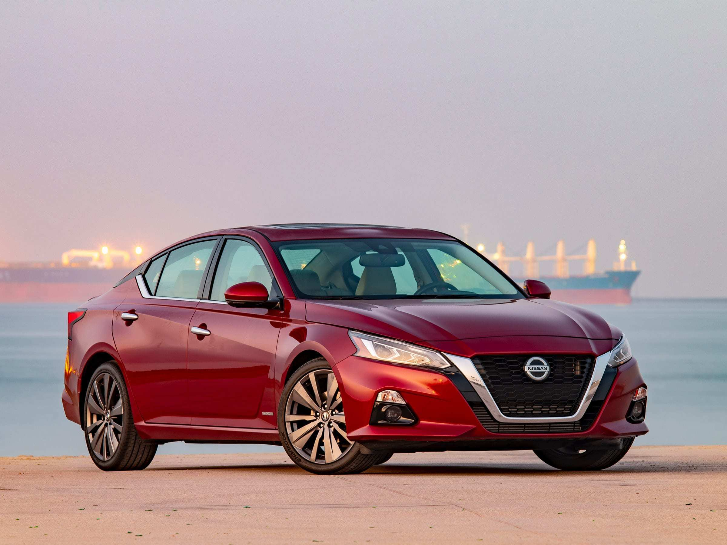 21 All New The 2019 Nissan Altima Horsepower First Drive Pricing by The 2019 Nissan Altima Horsepower First Drive