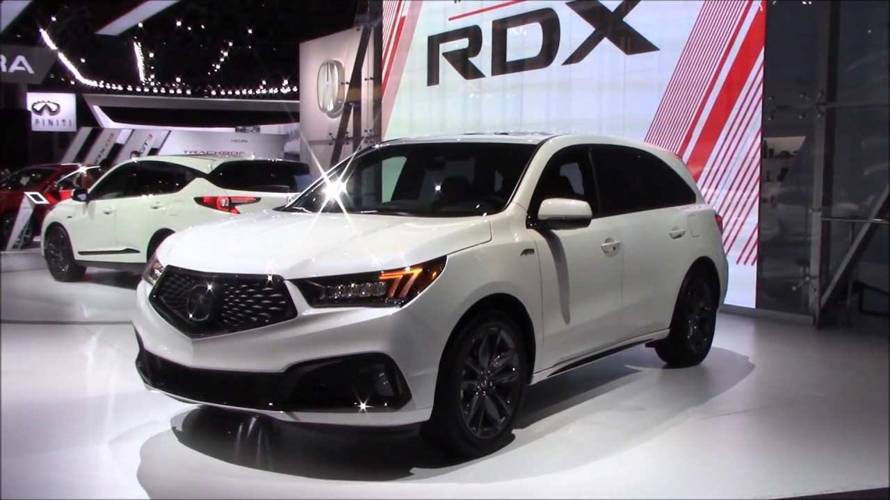 21 All New The New Acura Mdx 2019 Release Date And Specs Redesign with The New Acura Mdx 2019 Release Date And Specs