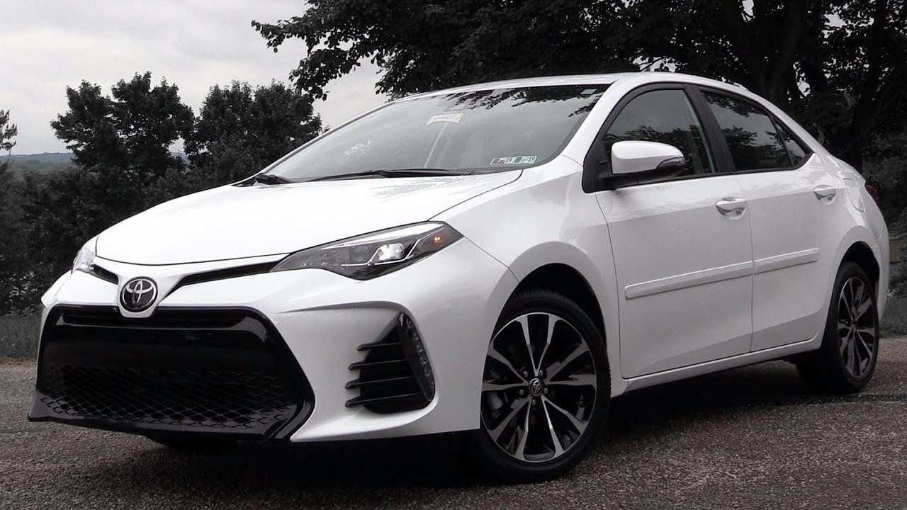 21 Best Review New Sedan Toyota 2019 Overview And Price Wallpaper with New Sedan Toyota 2019 Overview And Price