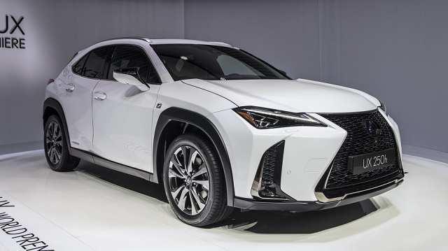 21 Concept of 2019 Lexus Ux Release Date Specs with 2019 Lexus Ux Release Date