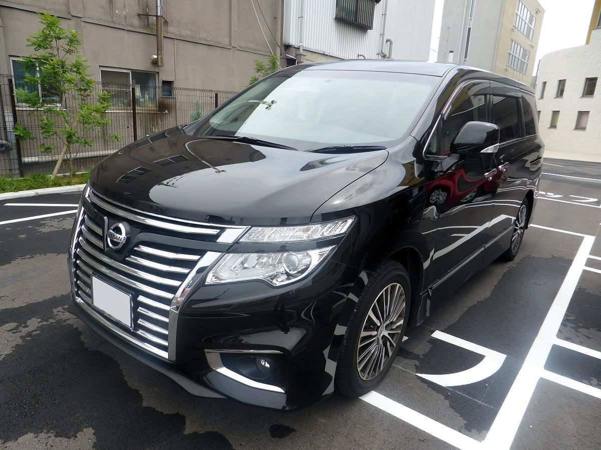 21 Concept of Best Nissan Elgrand 2019 Concept Picture with Best Nissan Elgrand 2019 Concept