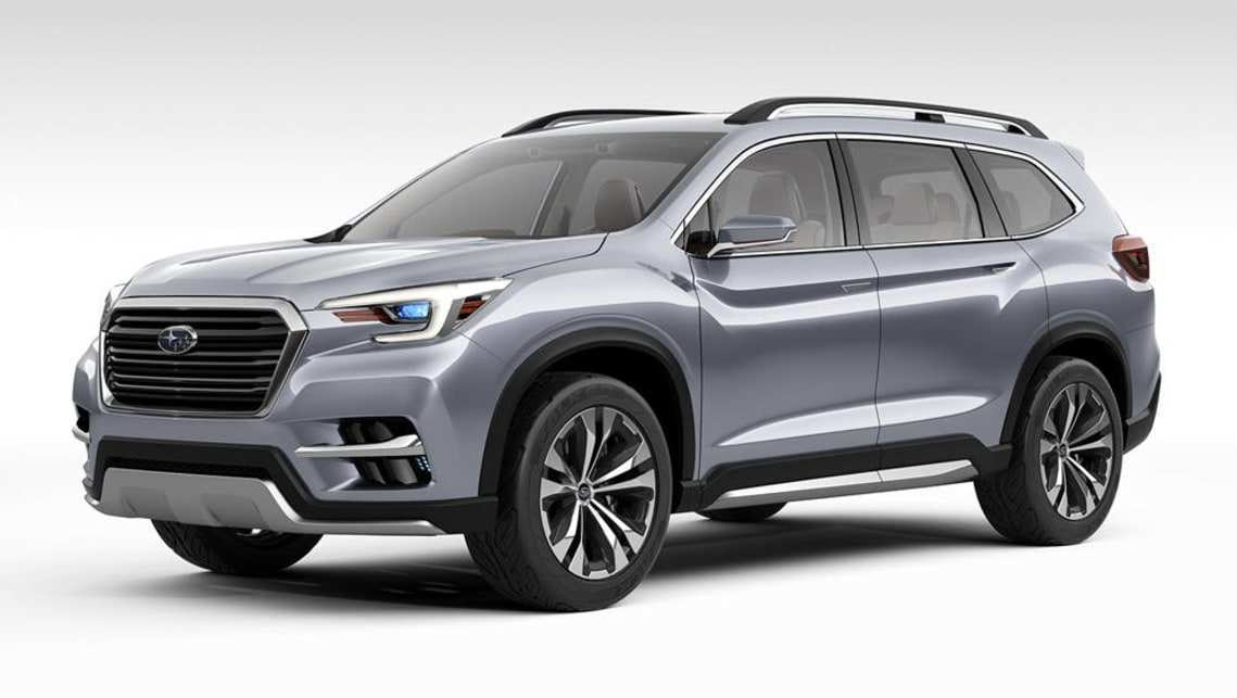 21 Concept of New Subaru Unveils 2019 Ascent Price And Release Date History by New Subaru Unveils 2019 Ascent Price And Release Date