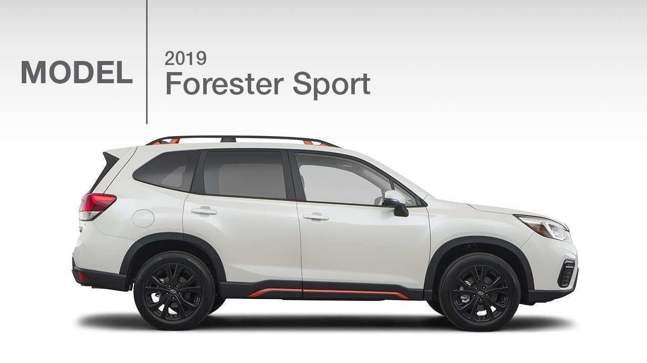 21 Concept of The Subaru 2019 Forester Specs Interior Overview for The Subaru 2019 Forester Specs Interior