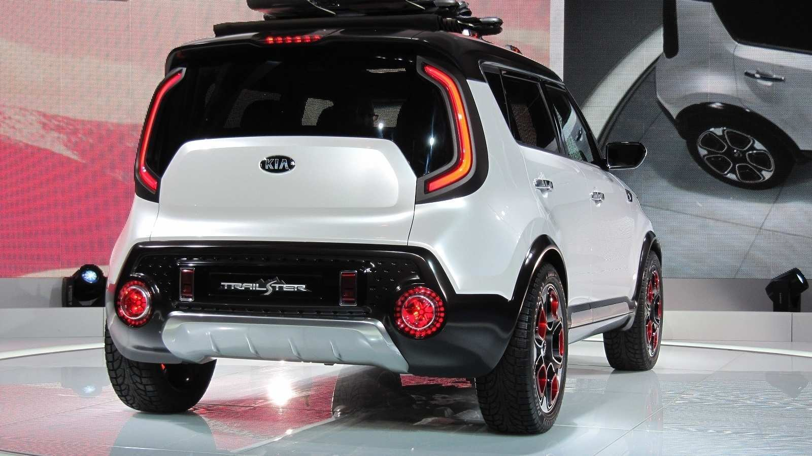 21 Gallery of The Kia Trailster 2019 Redesign Review with The Kia Trailster 2019 Redesign