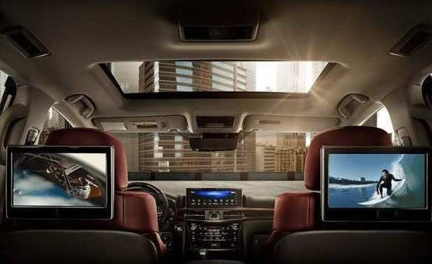 21 Gallery of The Lexus 2019 Lx Redesign And Price Specs for The Lexus 2019 Lx Redesign And Price
