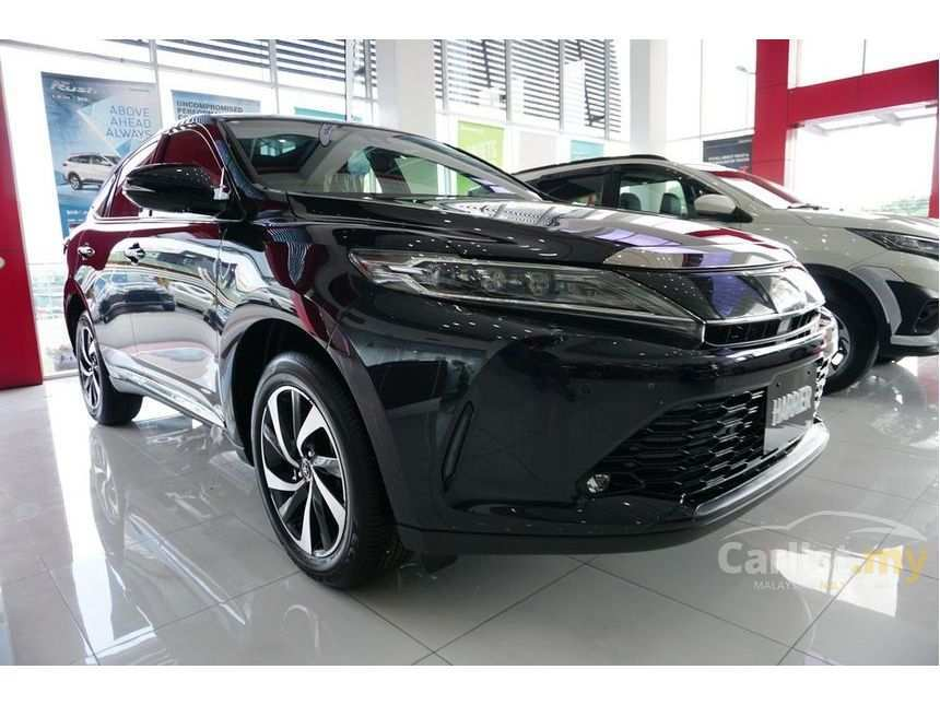 21 Great Harrier Toyota 2019 Engine Performance and New Engine with Harrier Toyota 2019 Engine