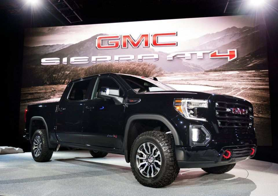 21 Great New Gmc Sierra 2019 Weight Redesign And Price Exterior and Interior for New Gmc Sierra 2019 Weight Redesign And Price
